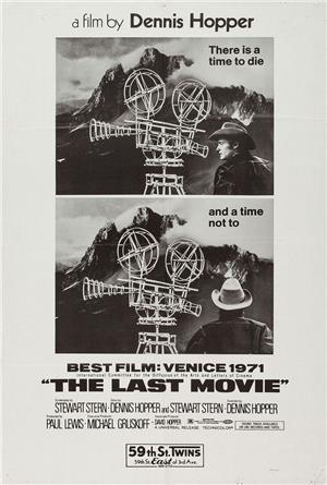 The Last Movie (1971) 1080p Poster