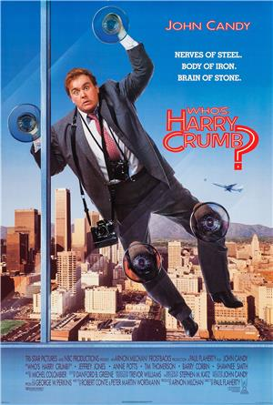 Who's Harry Crumb? (1989) 1080p Poster
