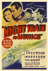 Night Train to Munich (1940) Poster