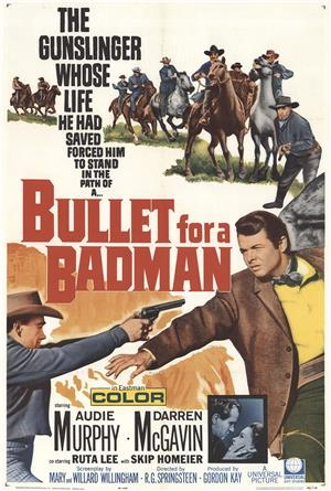 Bullet for a Badman (1964) 1080p Poster