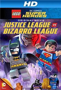 LEGO DC Comics Super Heroes: Justice League vs. Bizarro League (2015) Poster