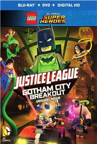 LEGO DC Comics Super Heroes: Justice League - Gotham City Breakout (2016) 1080p Poster