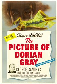The Picture of Dorian Gray (1945) 1080p Poster