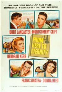 From Here to Eternity (1953) Poster