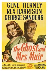 The Ghost and Mrs. Muir (1947) 1080p Poster