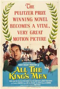 All the King's Men (1949) 1080p Poster