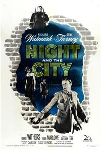 Night and the City (1950) Poster