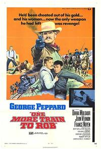 One More Train to Rob (1971) Poster