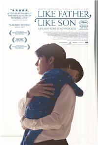 Like Father, Like Son (2013) 1080p Poster