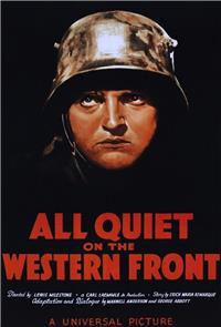 All Quiet on the Western Front (1930) 1080p Poster