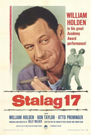 Stalag 17 (1953) Poster