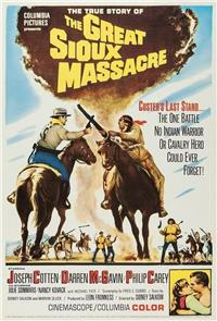 The Great Sioux Massacre (1965) 1080p Poster