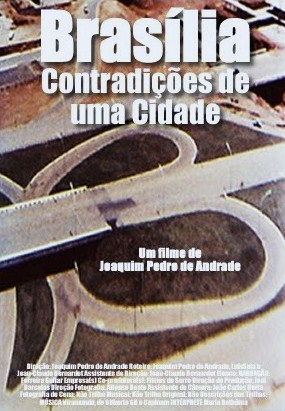 Brasilia, Contradictions of a New City (1968) 1080p Poster