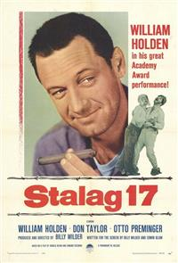 Stalag 17 (1953) 1080p Poster