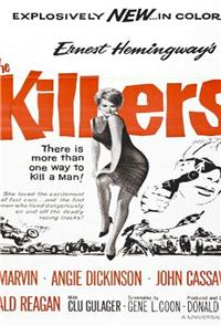 The Killers (1964) 1080p Poster