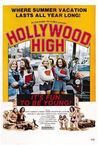 Hollywood High (1976) Poster