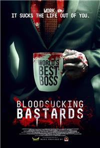 Bloodsucking Bastards (2015) 1080p Poster