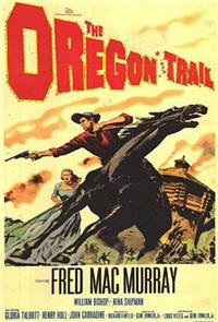 The Oregon Trail (1959) Poster