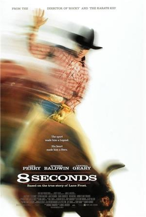 8 Seconds (1994) 1080p Poster