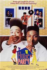 House Party (1990) 1080p Poster