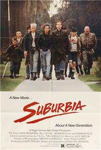 Suburbia (1983) Poster