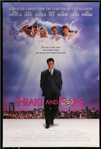Heart and Souls (1993) 1080p Poster