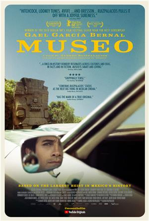 Museo (2018) 1080p Poster
