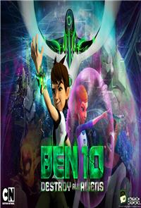 Ben 10: Destroy All Aliens (2012) Poster