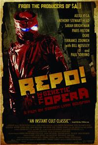 Repo! The Genetic Opera (2008) Poster