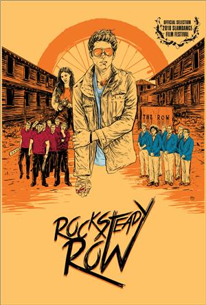 Rock Steady Row (2018) Poster