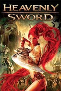 Heavenly Sword (2014) 1080p Poster