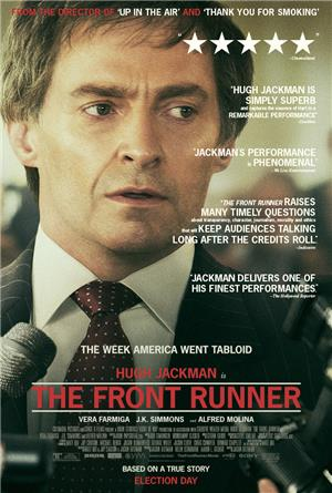 The Front Runner (2018) 1080p Poster