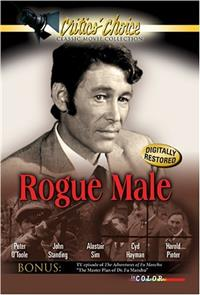 Rogue Male (1976) 1080p Poster