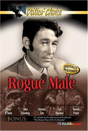 Rogue Male (1976) Poster