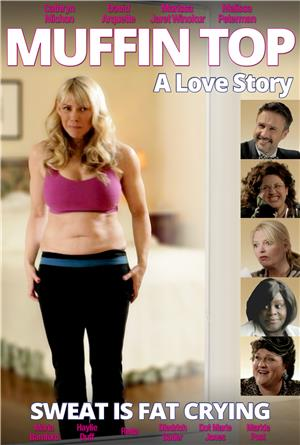 Muffin Top: A Love Story (2014) 1080p Poster