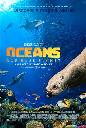 Oceans: Our Blue Planet (2018) 1080p Poster