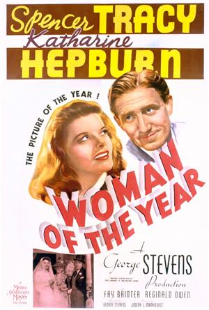 Woman of the Year (1942) 1080p Poster