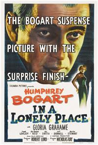 In a Lonely Place (1950) 1080p Poster