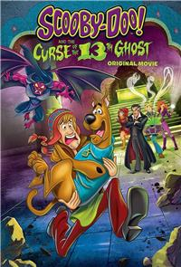 Scooby-Doo! and the Curse of the 13th Ghost (2019) Poster
