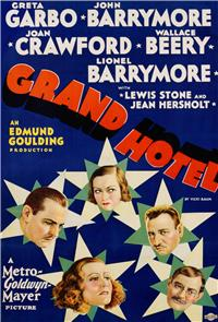 Grand Hotel (1932) 1080p Poster