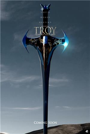 Troy: The Resurrection of Aeneas (2018) Poster