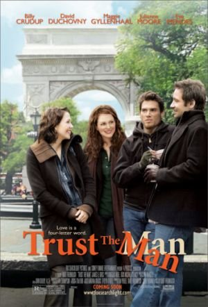 Trust the Man (2005) Poster