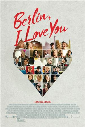 Berlin, I Love You (2019) Poster