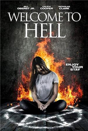 Welcome to Hell (2018) 1080p Poster
