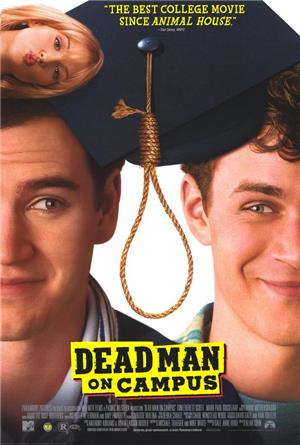 Dead Man on Campus (1998) 1080p Poster