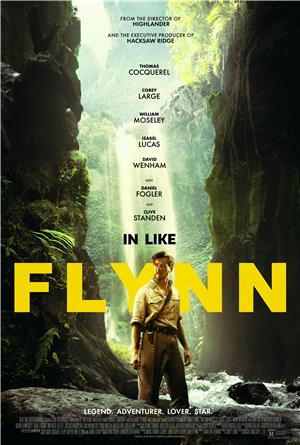 In Like Flynn (2018) 1080p Poster