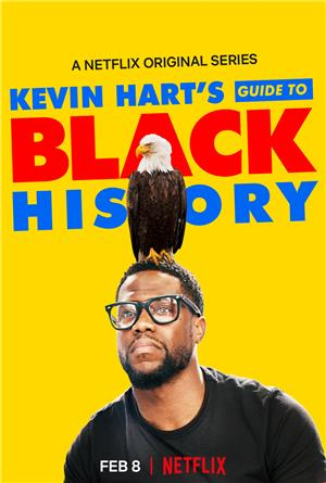 Kevin Hart's Guide to Black History (2019) Poster