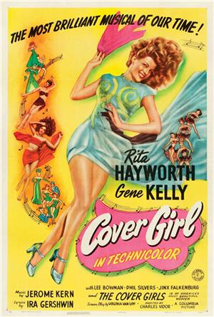 Cover Girl (1944) Poster