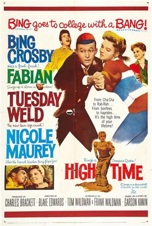 High Time (1960) 1080p Poster