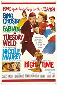 High Time (1960) Poster